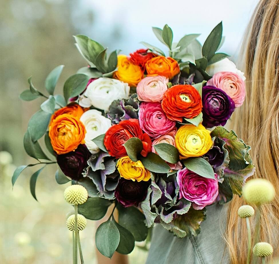 The Bouqs Same Day Flower Delivery in Brentwood Los Angeles