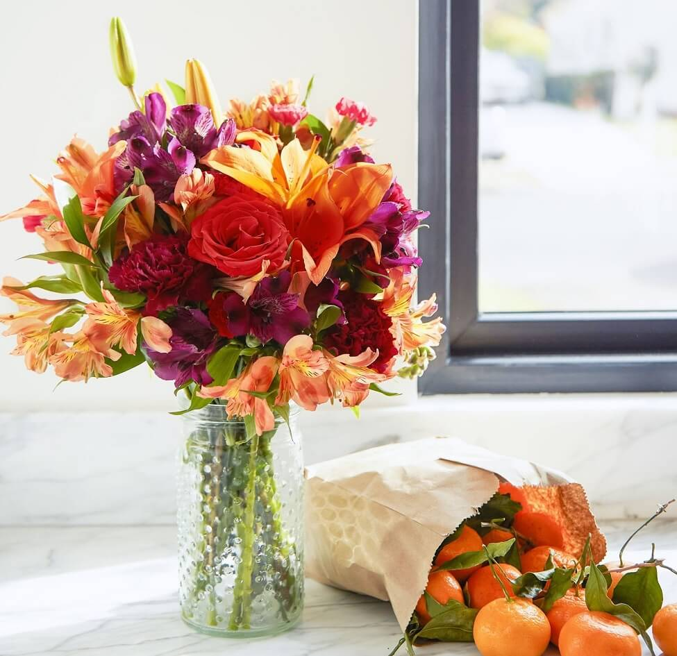 The Bouqs Same Day Flower Delivery in Monrovia, CA