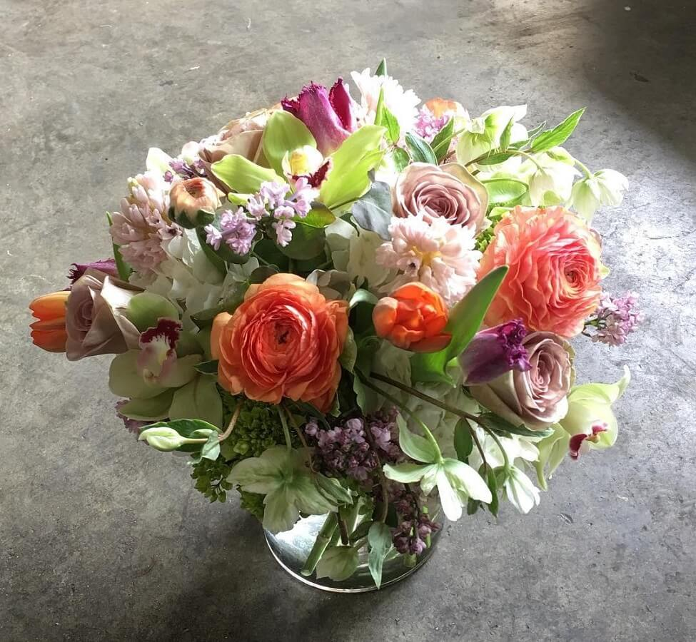 The Conservatory Florist Flower Delivery in Hollywood, CA