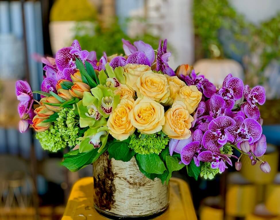The Hidden Garden Flower Delivery in Westwood, Los Angeles