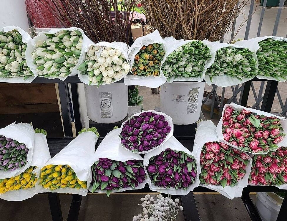 The Original Los Angeles Flower Market