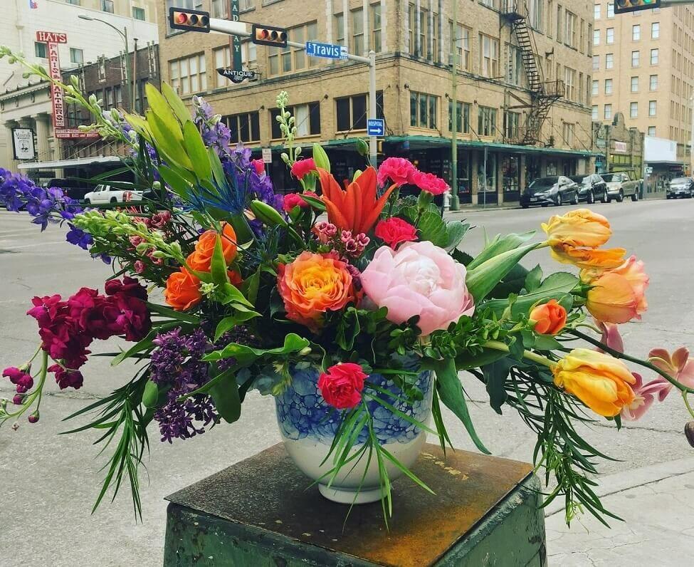 Uptown Flowers in San Antonio, Texas