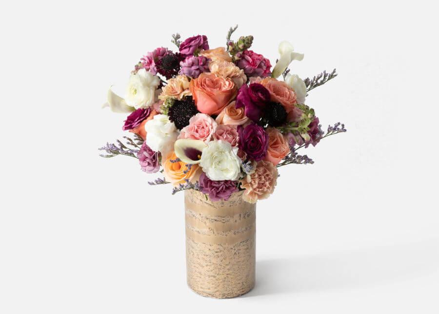 UrbanStems flower delivery in Malibu, California