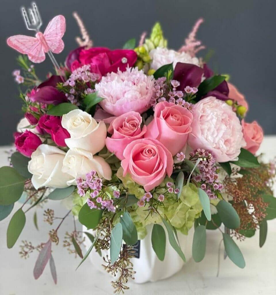 Andes Florist Flower Delivery in Rolling Hills Estates, CA