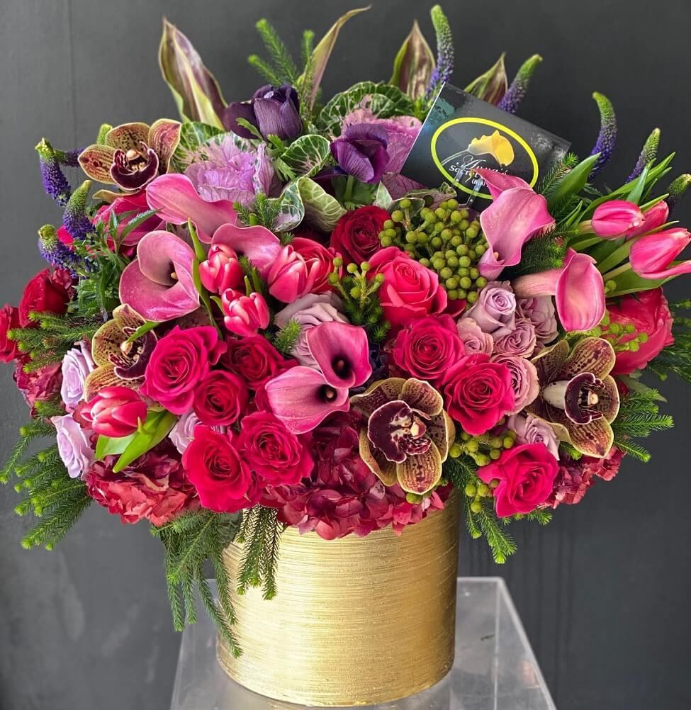 Anna's Secret Garden Flower Delivery Service in Studio City, Los Angeles