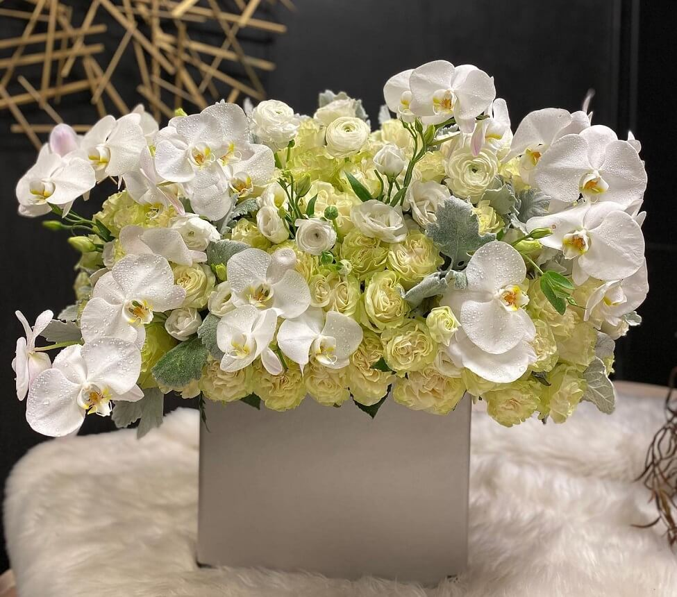 Anna's Secret Gardens Flowers in Sherman Oaks. CA