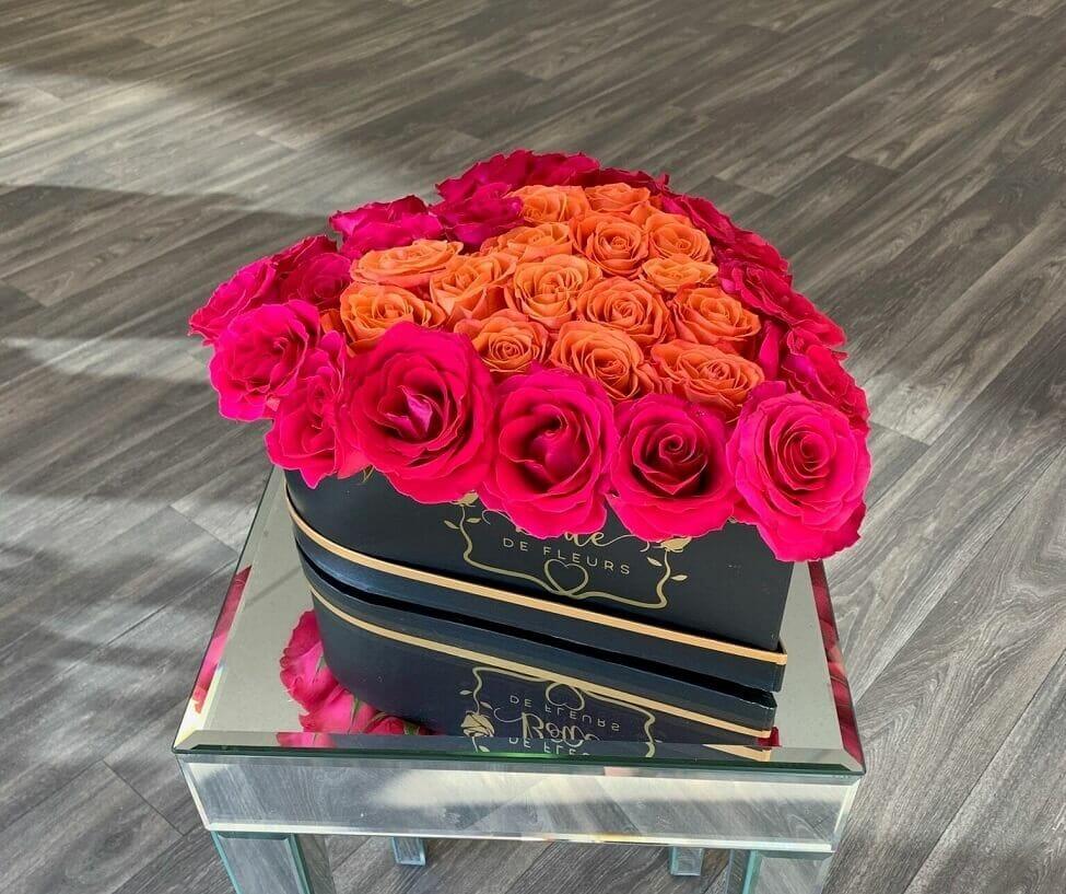 Boite de Fleurs Flower Delivery in Phoeniz, Arizona