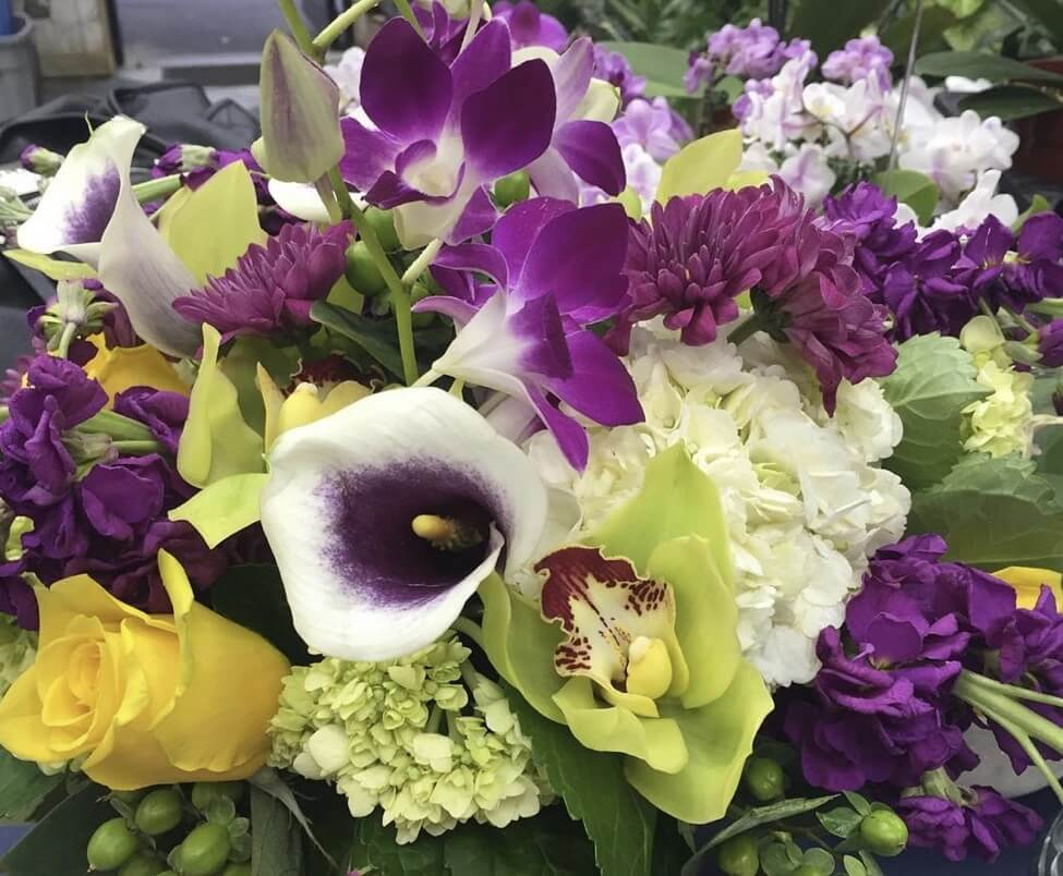 Columbia Florist Flower Delivery in The Bronx, NY