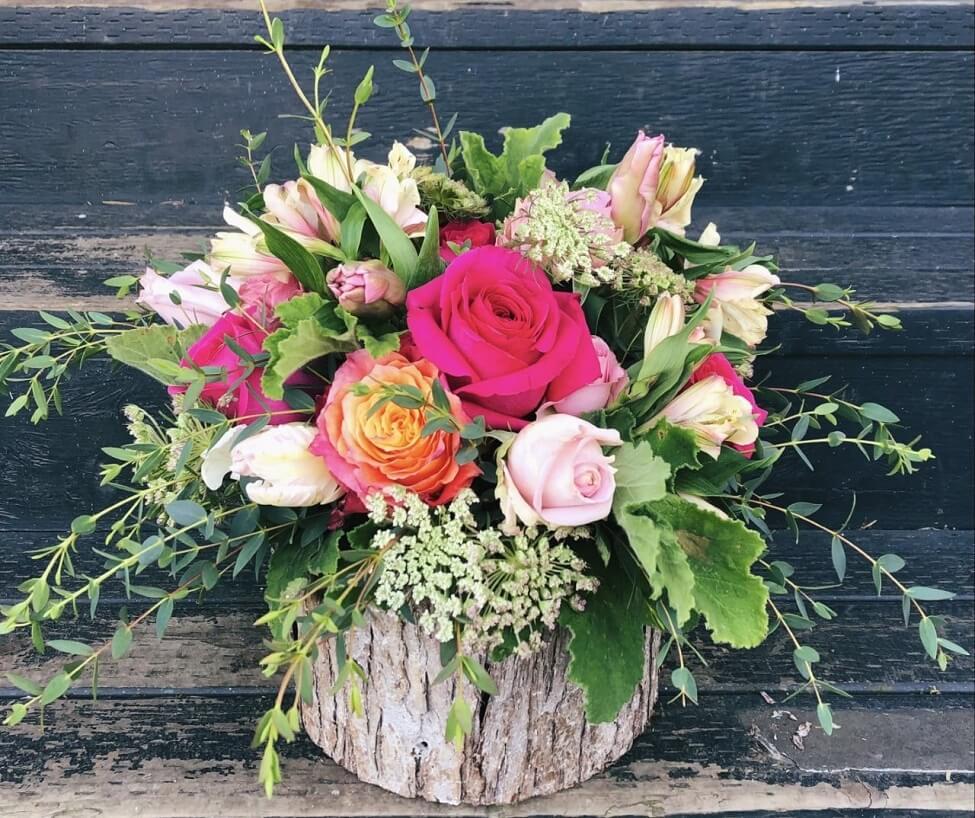Deep Roots Floral Design Flower Delivery Service in El Segundo, Los Angeles, CA