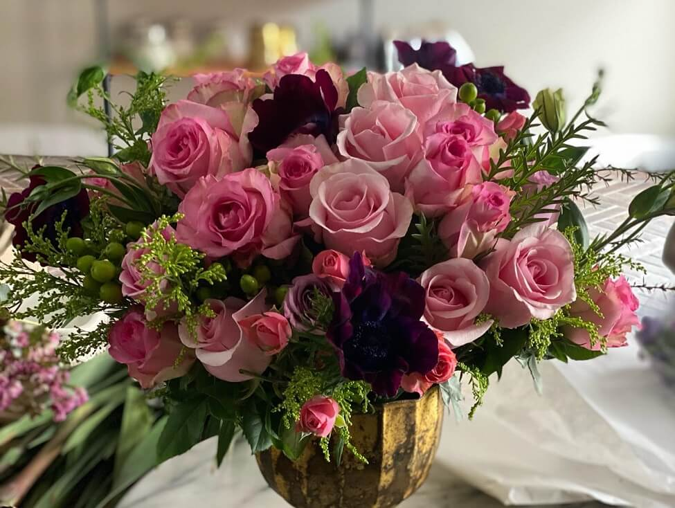 Dolce Blooms Same Day Flower Delivery Service in North Hollywood, California