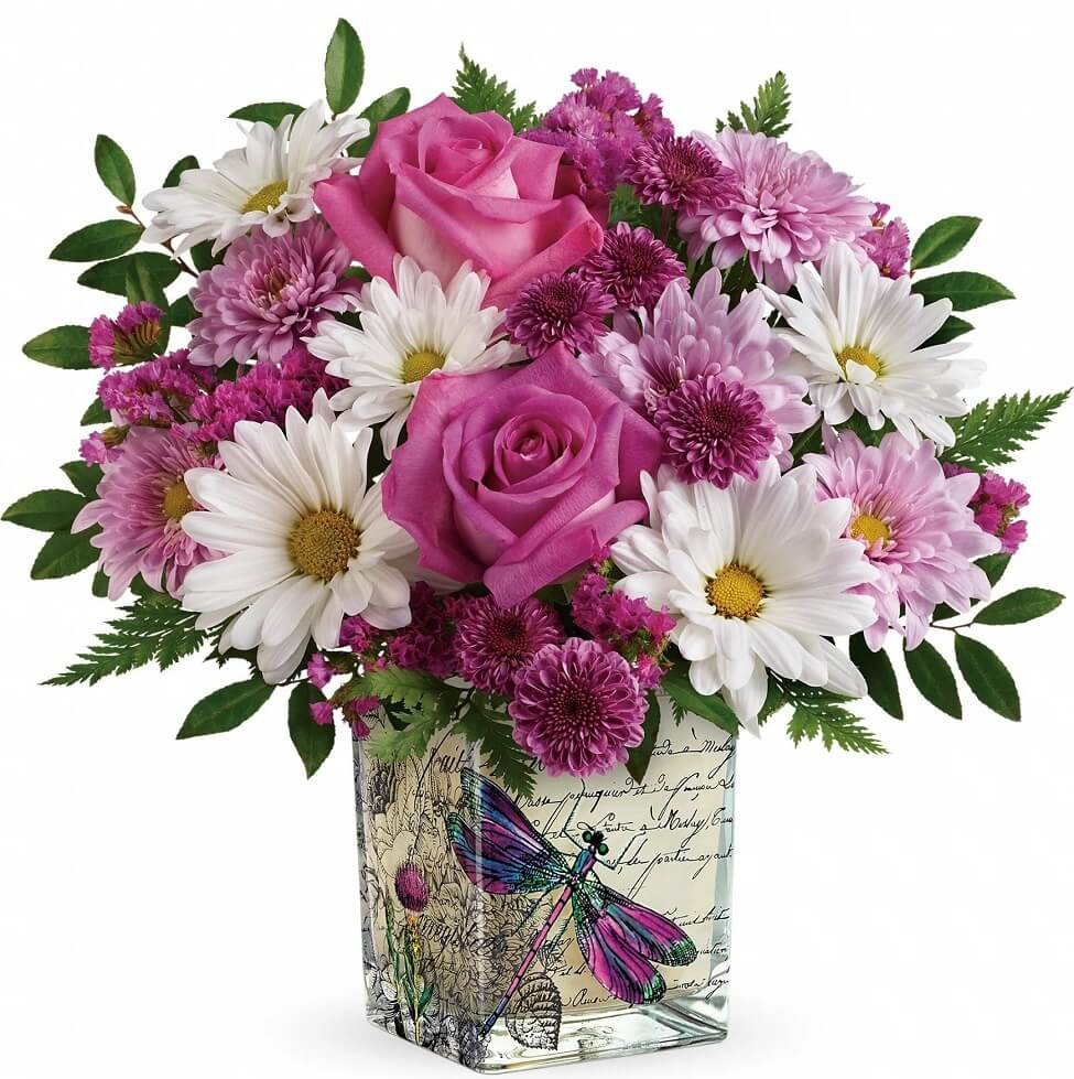 Downey Chapel Florist Flower Delivery in Cudahy, CA