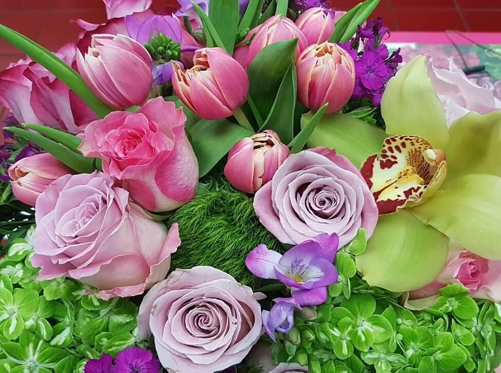 Flower Works Florist in Artesia, CA