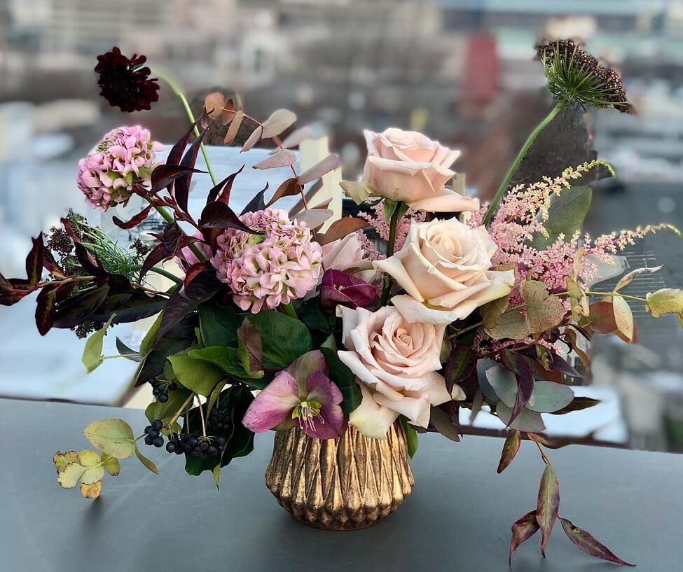 Karma Flowers Delivery in Jersey City
