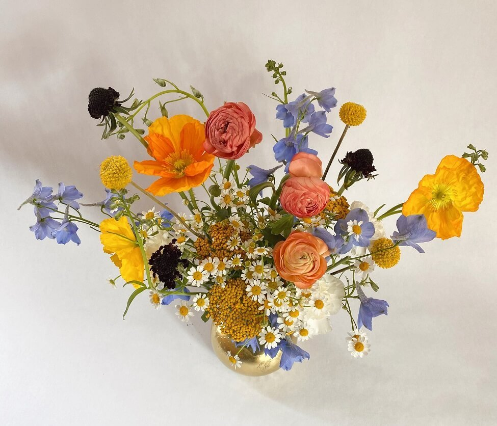 Moss and Meadow Flower Delivery in South Pasadena, California