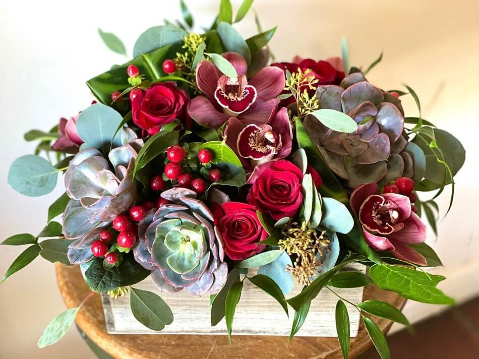 STEMS by Kate floral design studio in Los Angeles