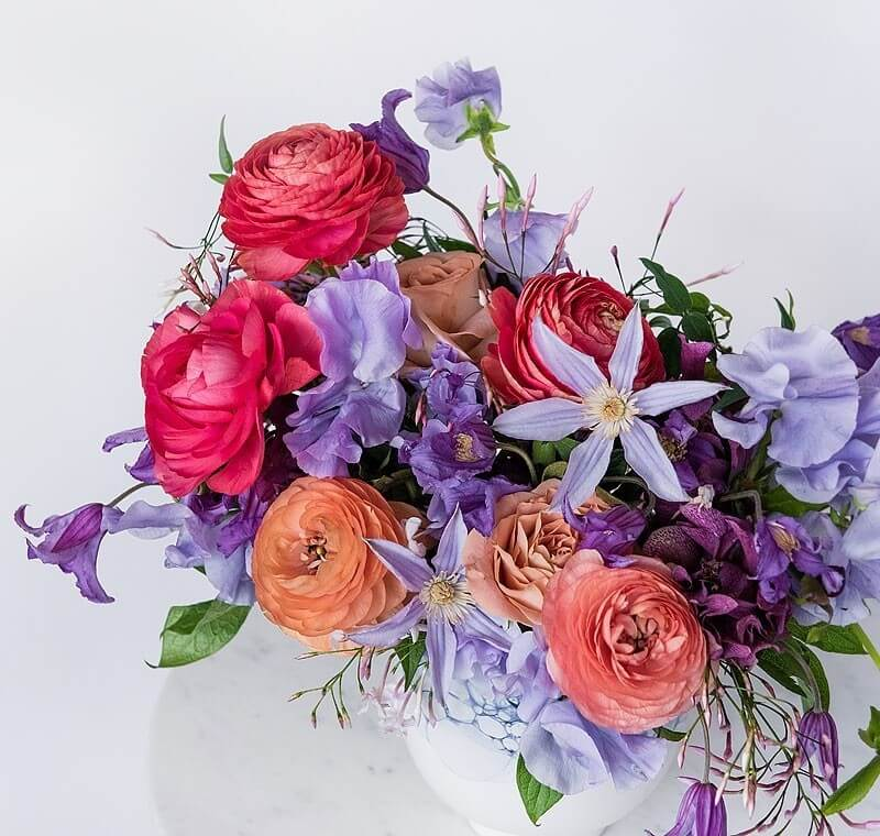 Seed Floral Flower Delivery in North Hollywood, California