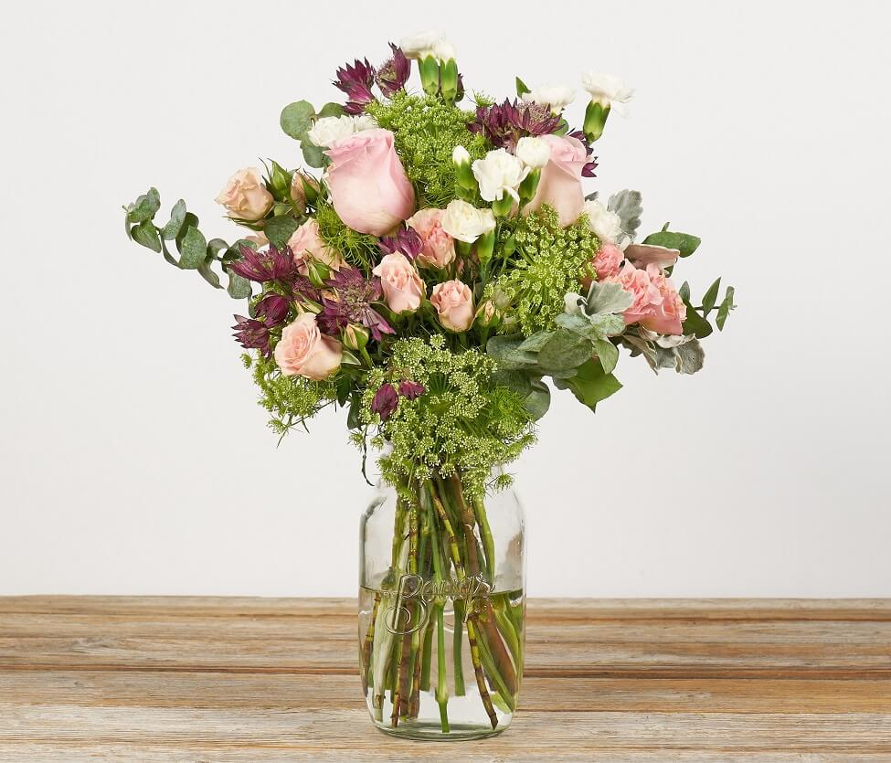 The Bouqs Flower Subscription Service in the USA