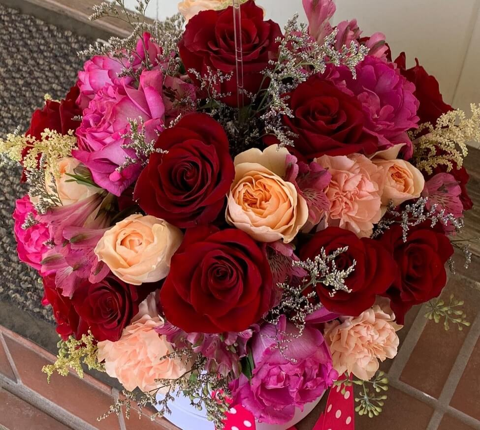 The Daily Blossom Florist Flower Delivery Service in South El Monte, CA