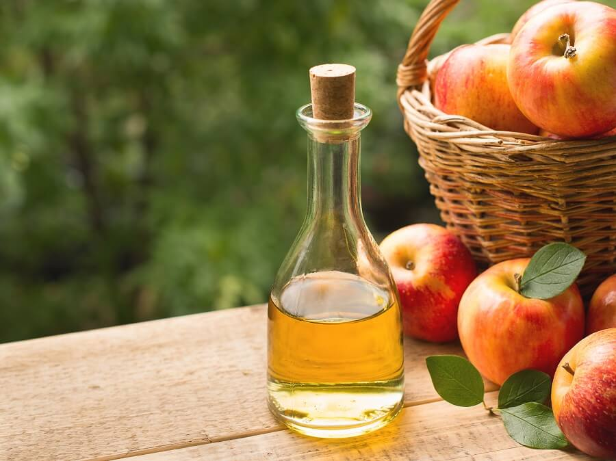 Apple Cider Vinegar Fresh Cut Flower Care
