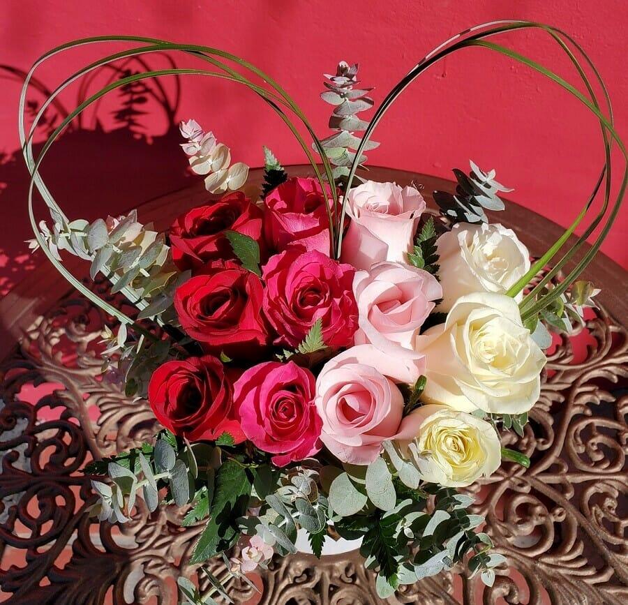 Arizona Rose & Flower Company in Mesa, Arizona