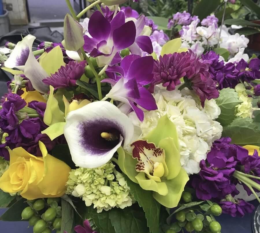 Columbia Florist in New York City