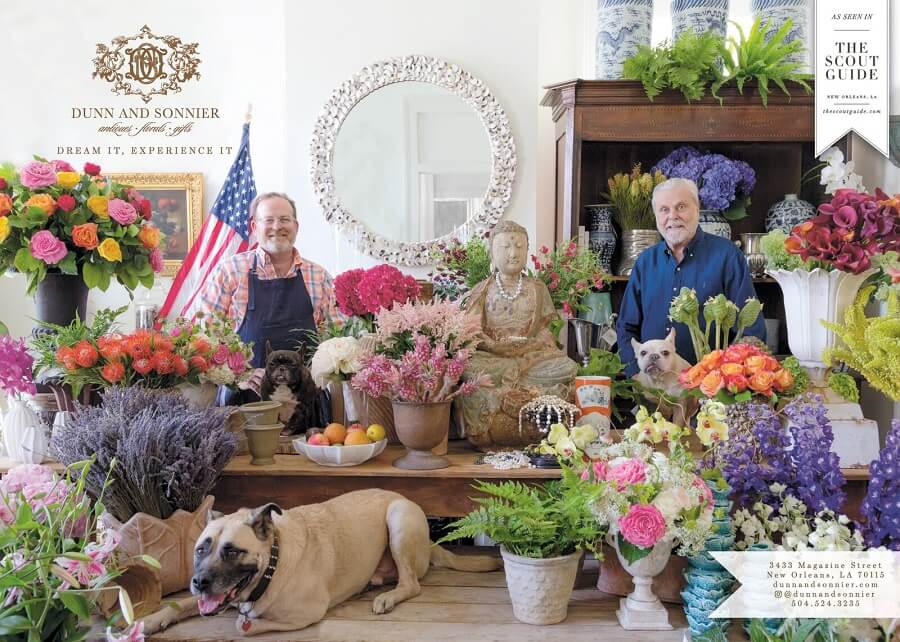 Dunn & Sonnier Flower Delivery in New Orleans