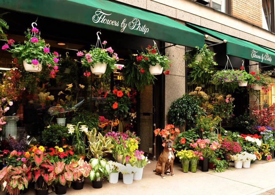 Flowers by Philip on the Upper East Side