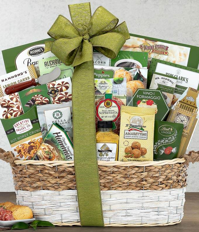 FromYouFlowers same day gift basket delivery in Dallas, Texas