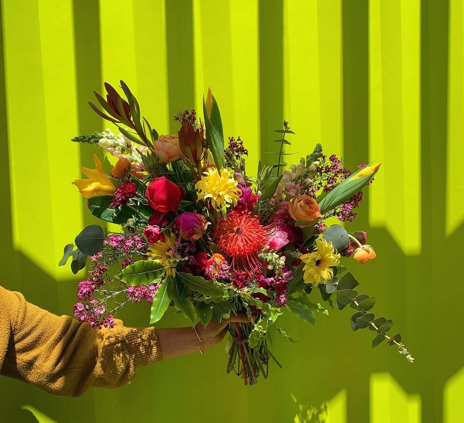 Gorgeous and Green Flower Delivery in Oakland, California