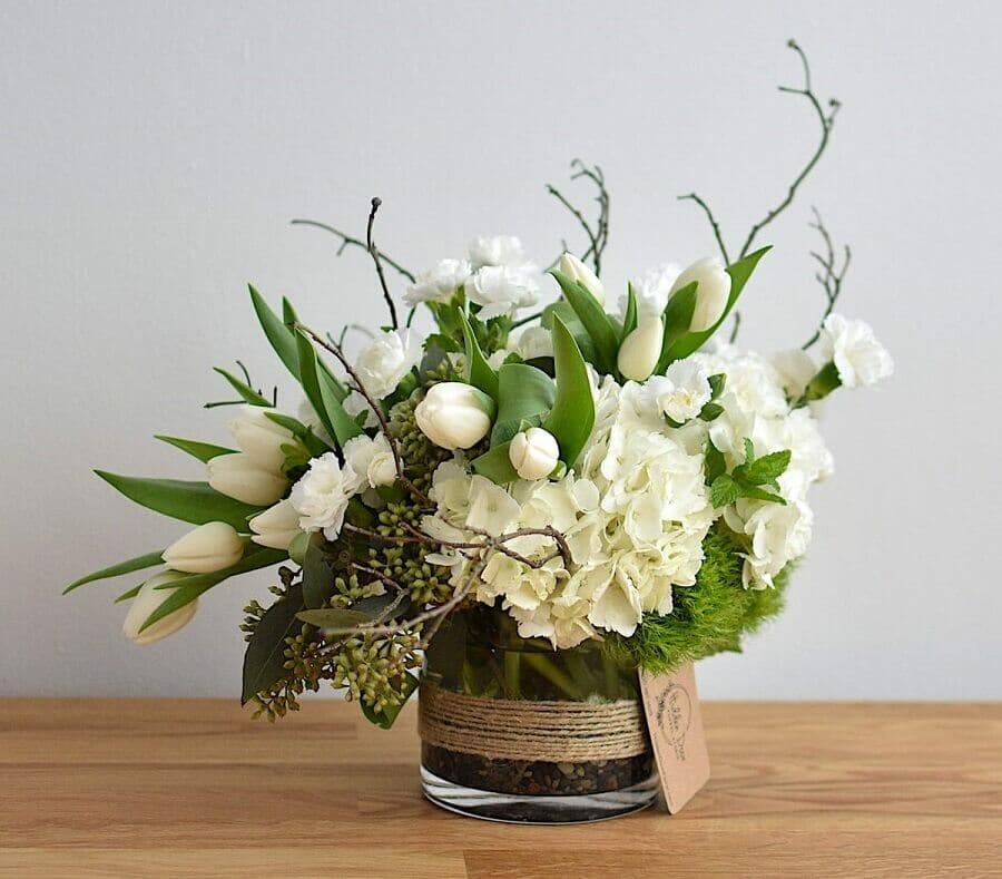 Hidden Door Floral Studio Flower Delivery Service in Los Angeles, California