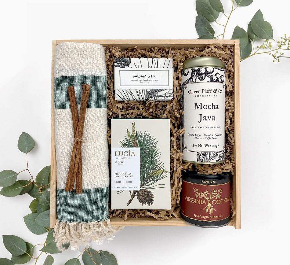 Loved and Found Gift Box Delivery in Dallas, Texas