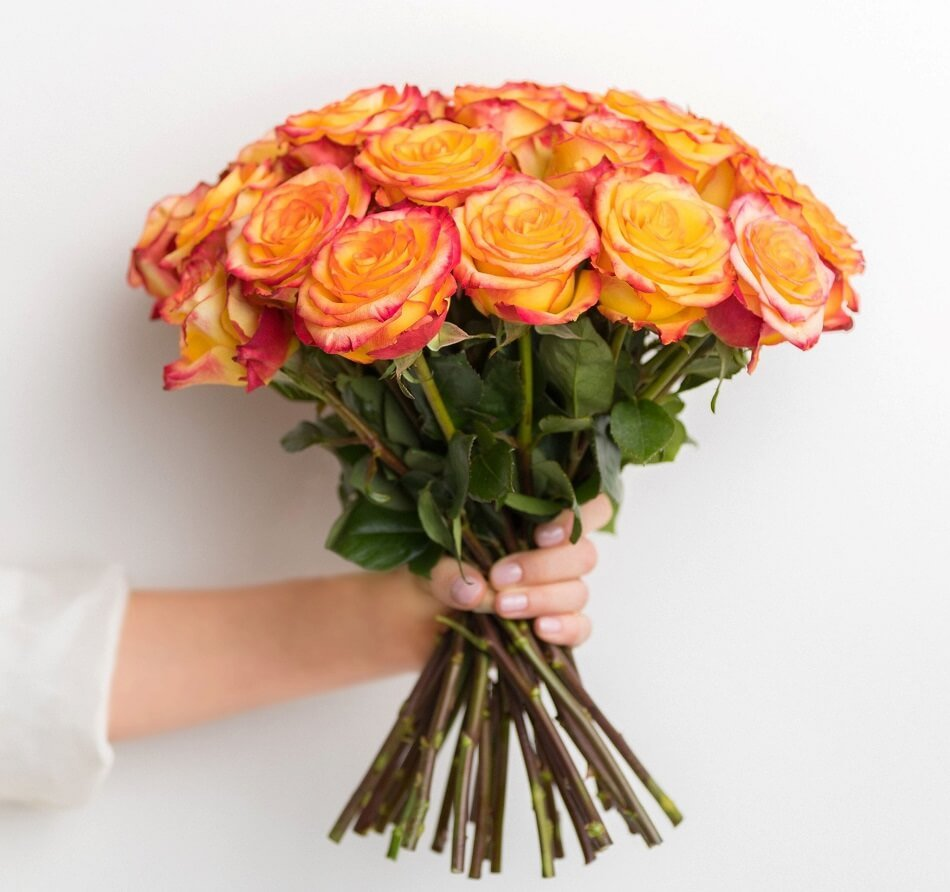 Ode a la Rose Flower Delivery in Sunset Park, Los Angeles