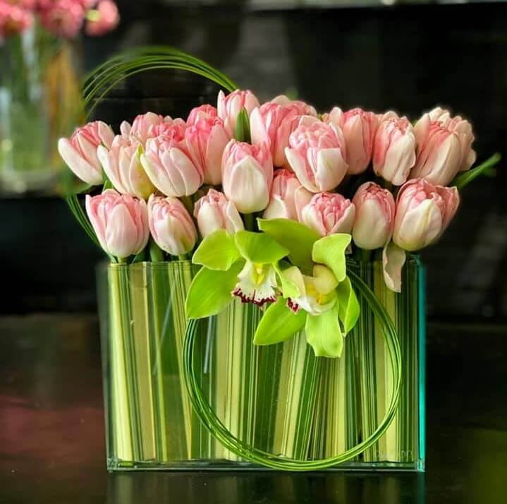 Ovando Luxury Flower Delivery Service in NYC