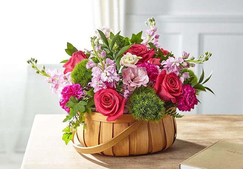 ProFlowers Same Day Floral Gift Basket Delivery in Dallas, Texas