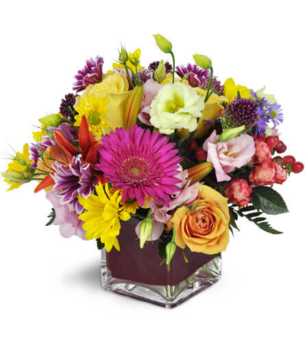 Q Florist Flower Delivery to the Upper West Side in NYC
