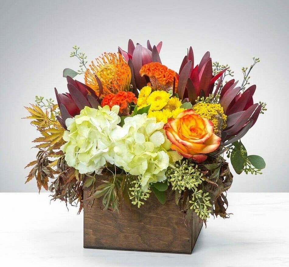 Seulberger's Florist in Oakland, California