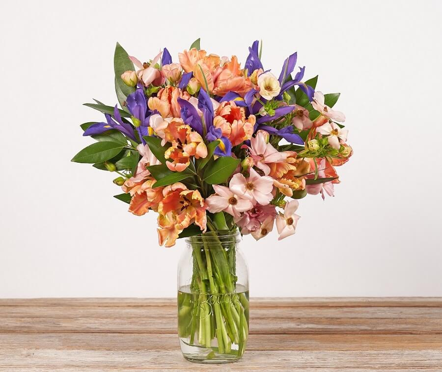 The Bouqs Flower Delivery in New Jersey