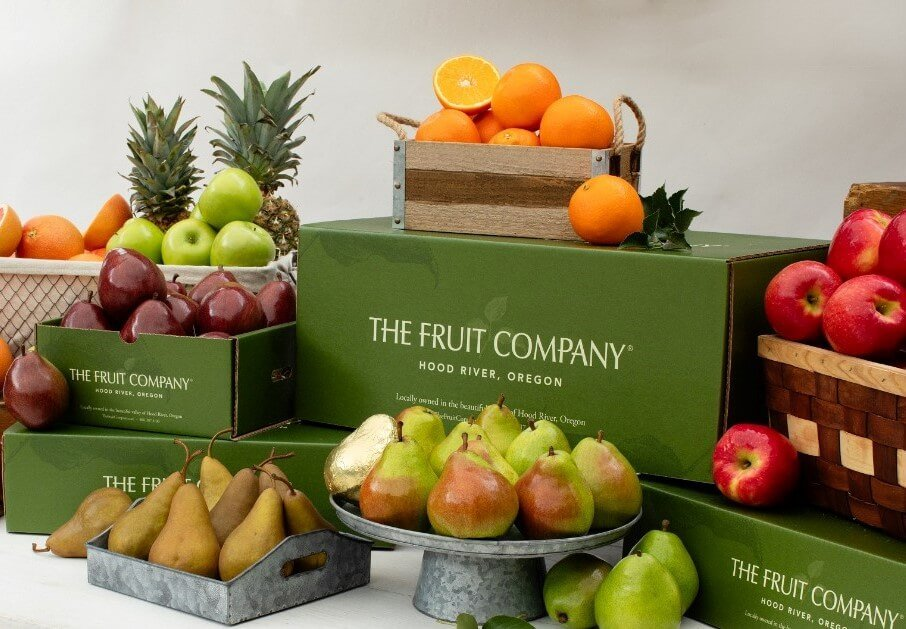 The Fruit Company Luxury Fruit Gift Baskets for Delivery in Dallas, Texas