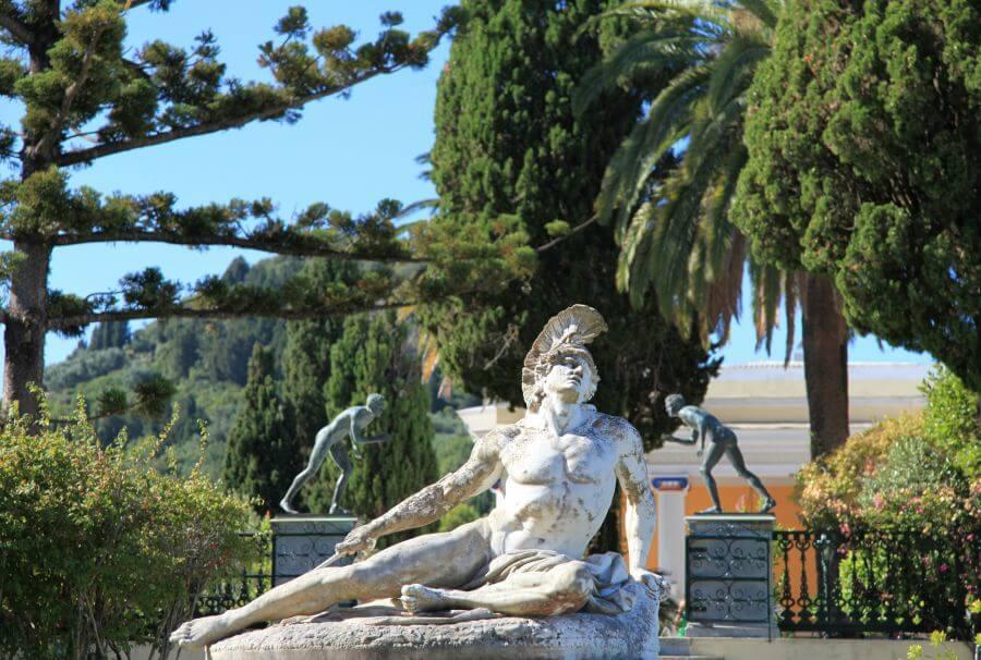 Yarrow in Greek Mythology