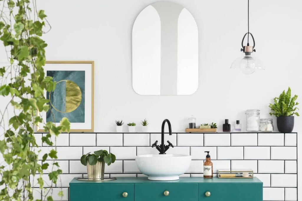 8 Best Feng Shui Plants for the Bathroom