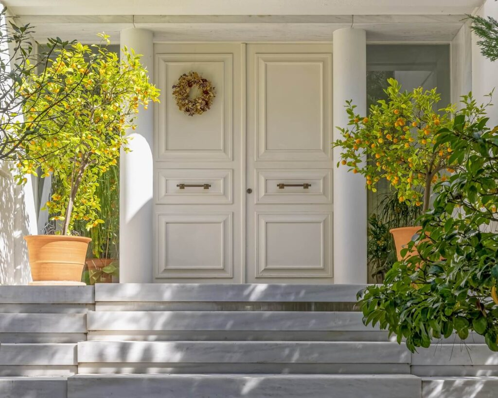 About the Front Door in Feng Shui