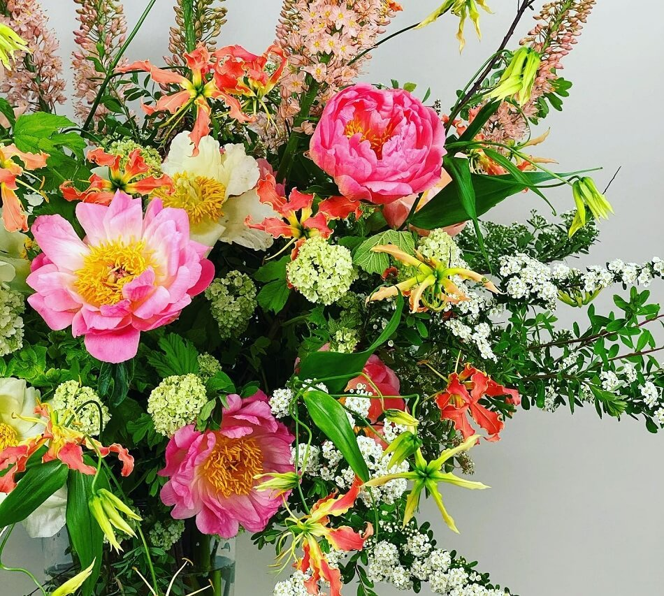 Buunch Flower Subscription Service in NYC
