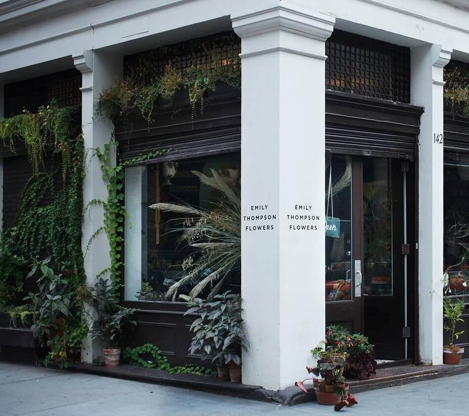 Emily Thompson Flowers Luxury New York City Flower Delivery