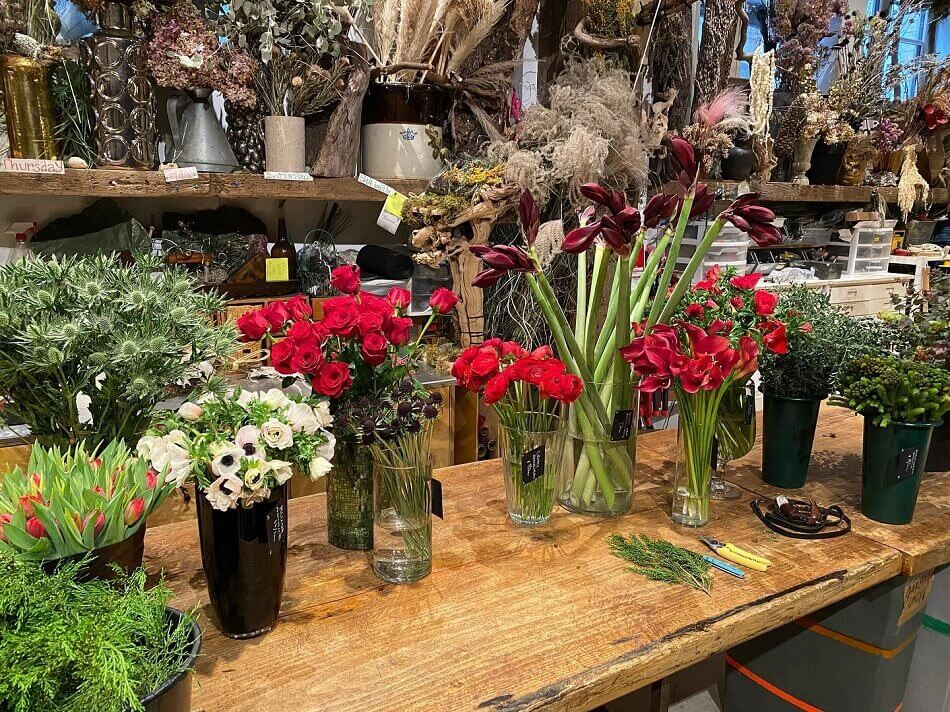 FleursBELLA Luxury and Artistic Flower Delivery Service in NYC