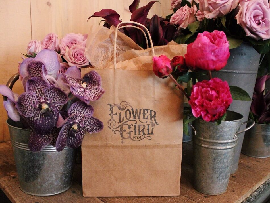 Flower Girl Subscriptions in NYC