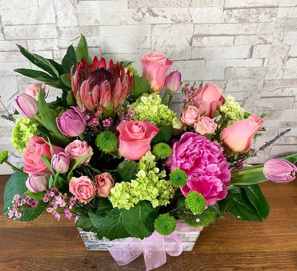 Flower Synergy Same Day Flower Delivery in Newport Beach, CA