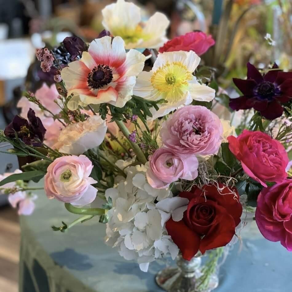 French Buckets Florist in Newport Beach, CA