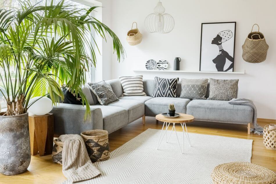 General Rules for Good Feng Shui in the Living Room