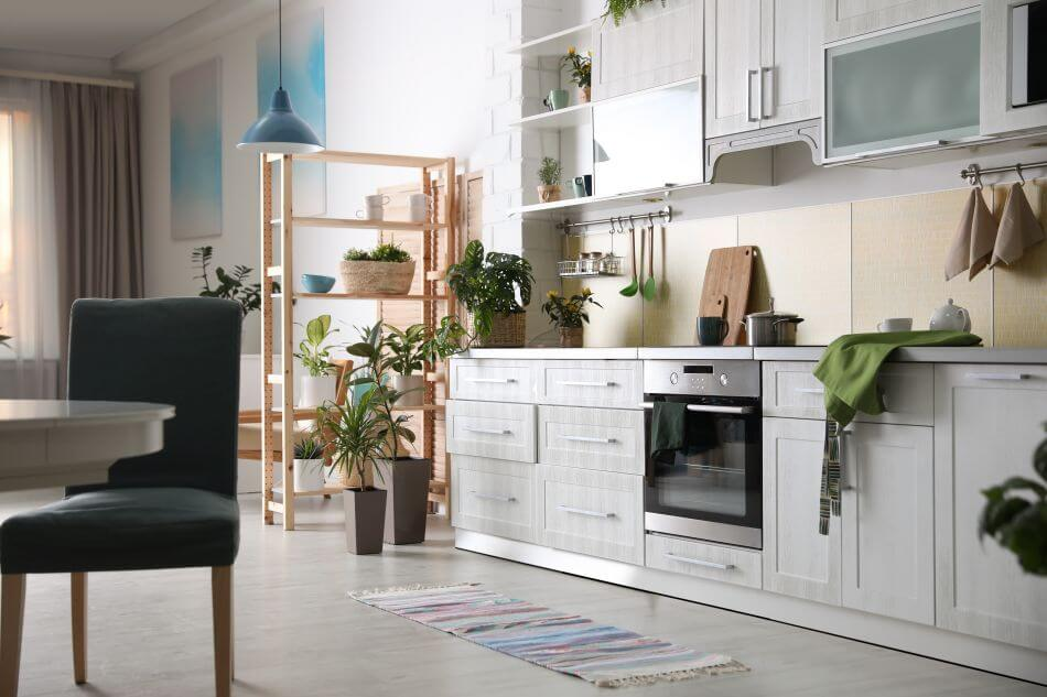 General Rules for Good Kitchen Feng Shui