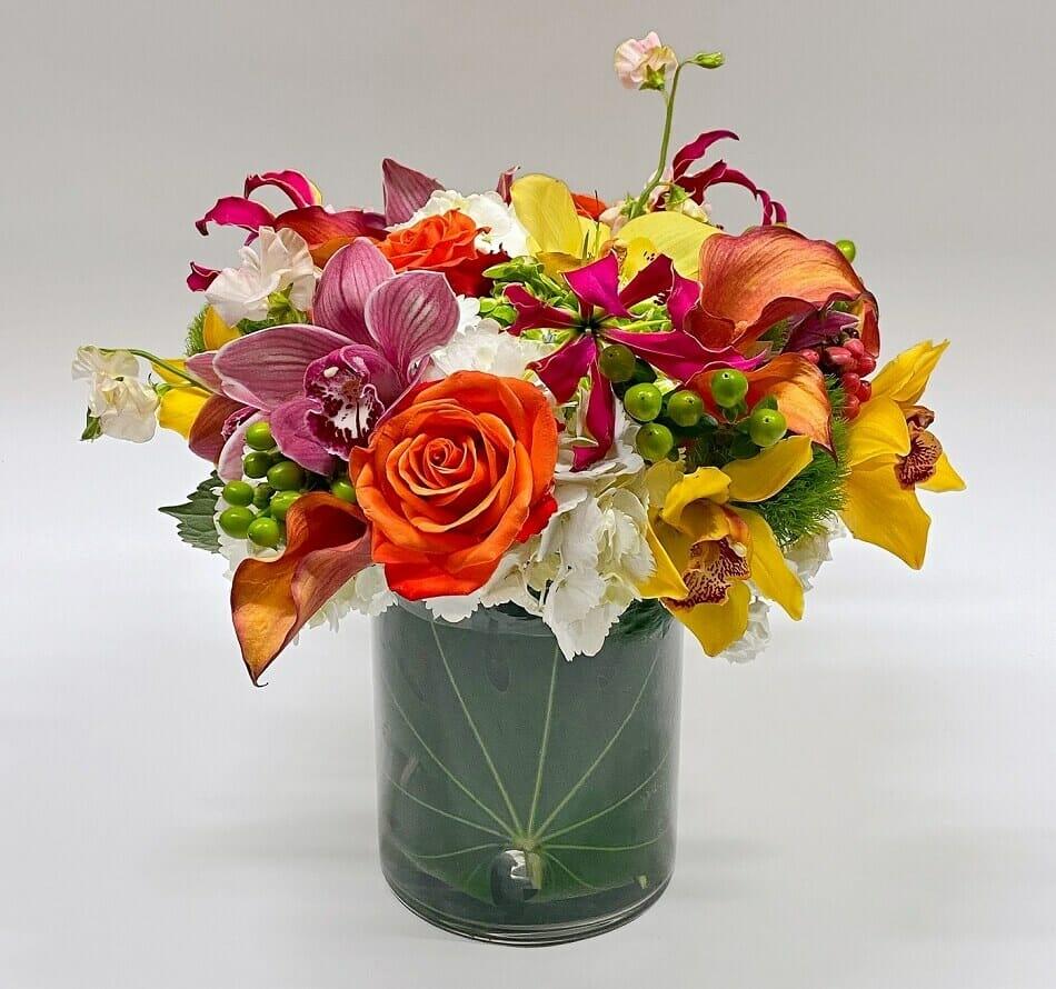 Heather Floral Midtown Manhattan Flower Delivery